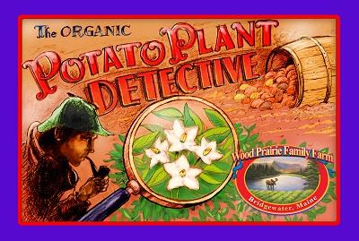 The Organic Potato Plant Detective
