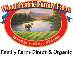 Wood Prairie Family Farm Logo