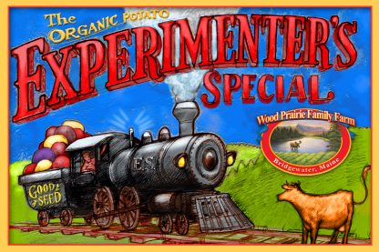 Organic Certified Potato Experimenter's Special