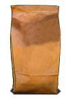 3 Craft paper Potato Bags