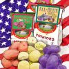 Red, White & Blue Seed Potato Collection