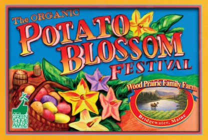 Organic Certified Potato Blossom Festival