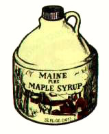 Organic Maine Maple Syrup
