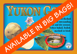 Organic Certified Yukon Gold Seed Potatoes
