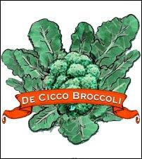 Broccoli Seed. Organic Di Cicco. Pkt.