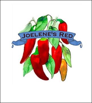 Pepper Seed. Organic Joelene's Red. Pkt.