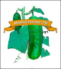Cucumber Seed. Organic Marketmore 76. Pkt.