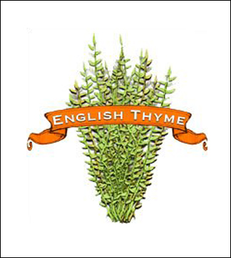 Herb Seed. Organic English Thyme. Pkt.