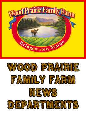 Wood Prairie Family Farm News Departments