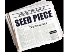 Seed Piece Newsletter Logo